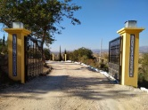 Gates to the Finca Listonero
