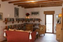 Finca Listonero library